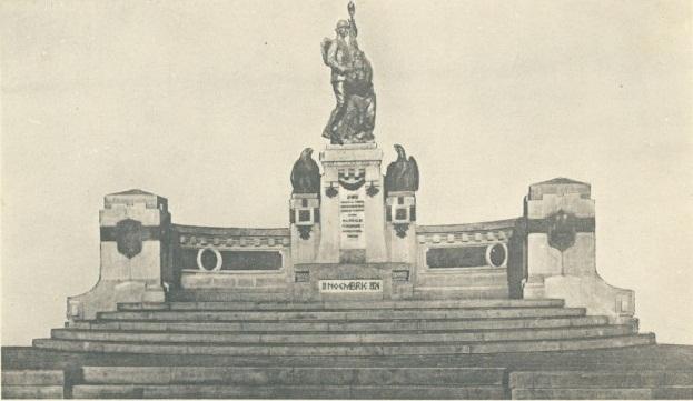 Monumentul Unirii din Cernăuți | Anonimus