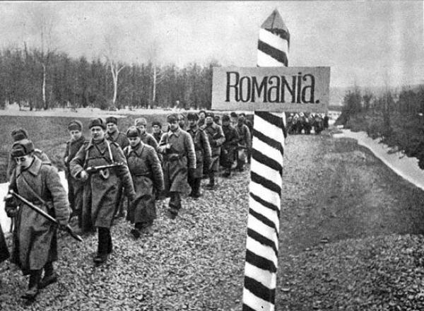 Romania armata militar razboi soldati lupta | Anonimus